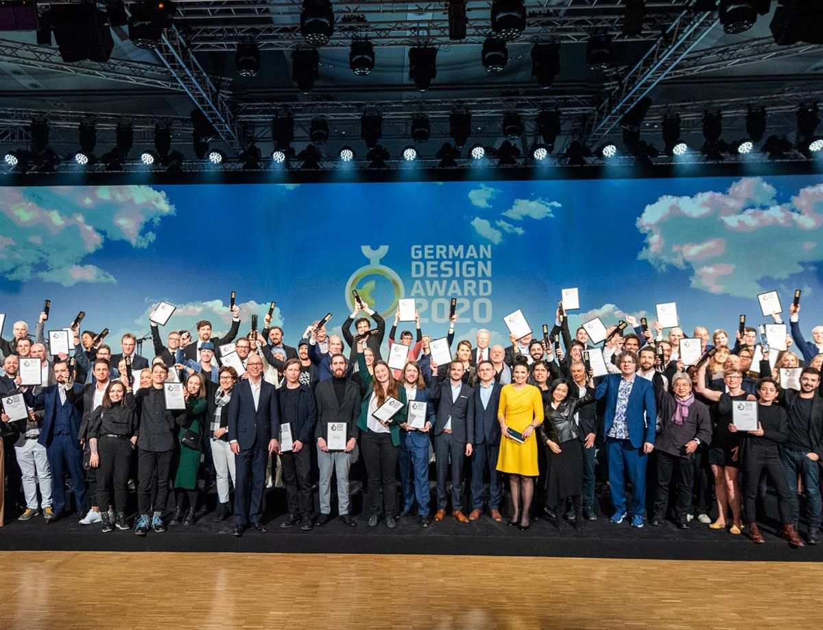 Apollo acquired German Design Award Special 2020