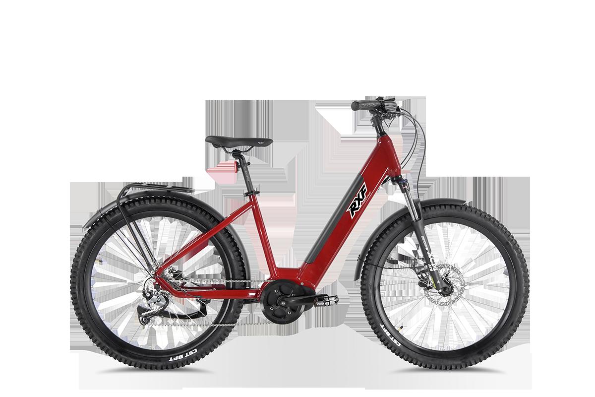 """Apollo 27.5 """"elektriese fiets 36V 250W middelmotor All Terain e-fiets"""