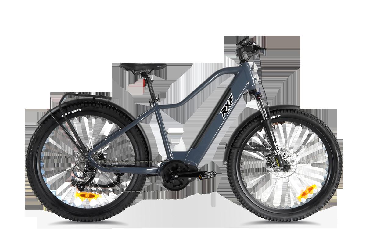 """Apollo 27.5 """"e-fiets 36V 250W middelmotor All Terain e-fiets"""
