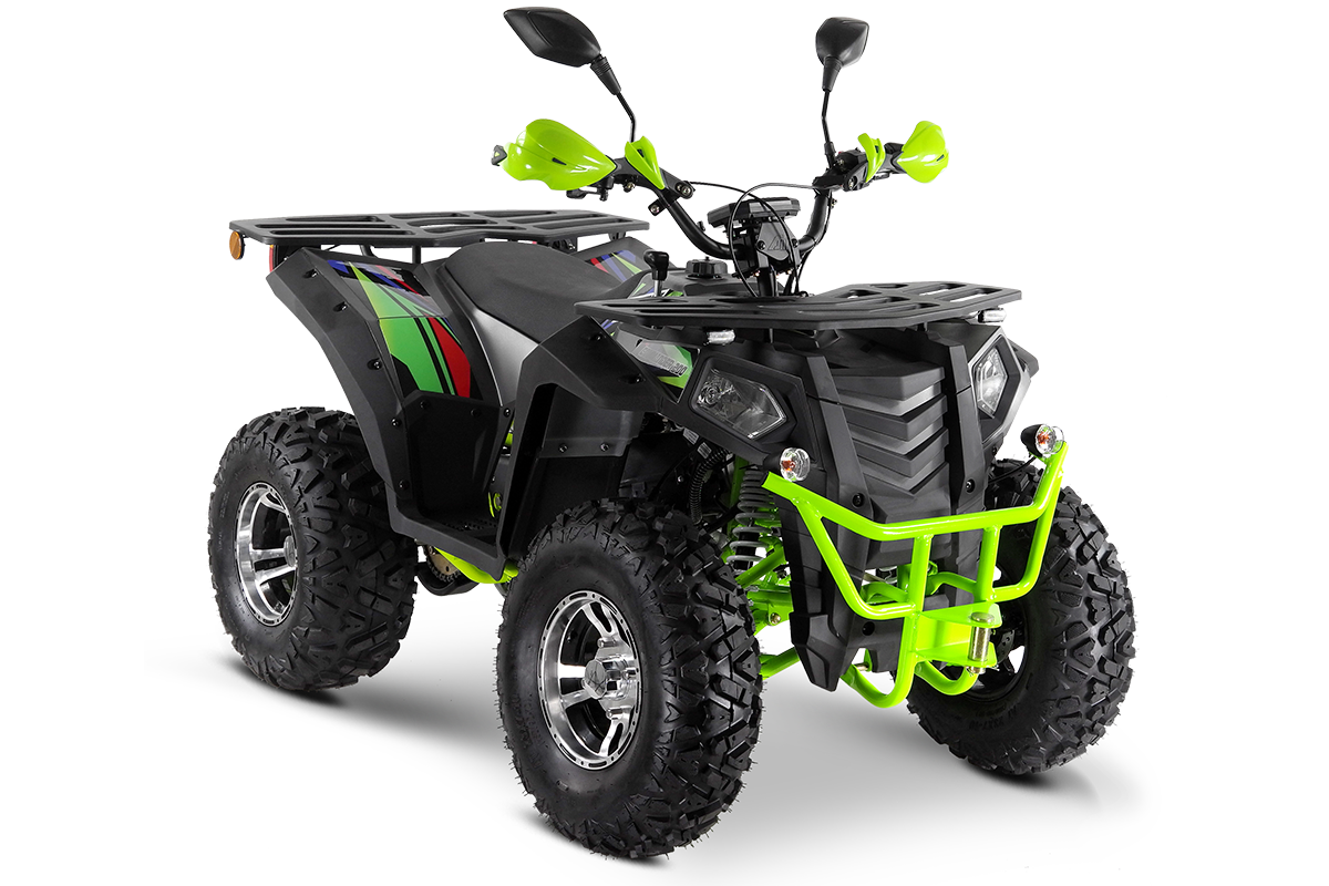180CC RFZ COMMANDER 200 ATV/Quad Усюдыходны OEM завод T3B