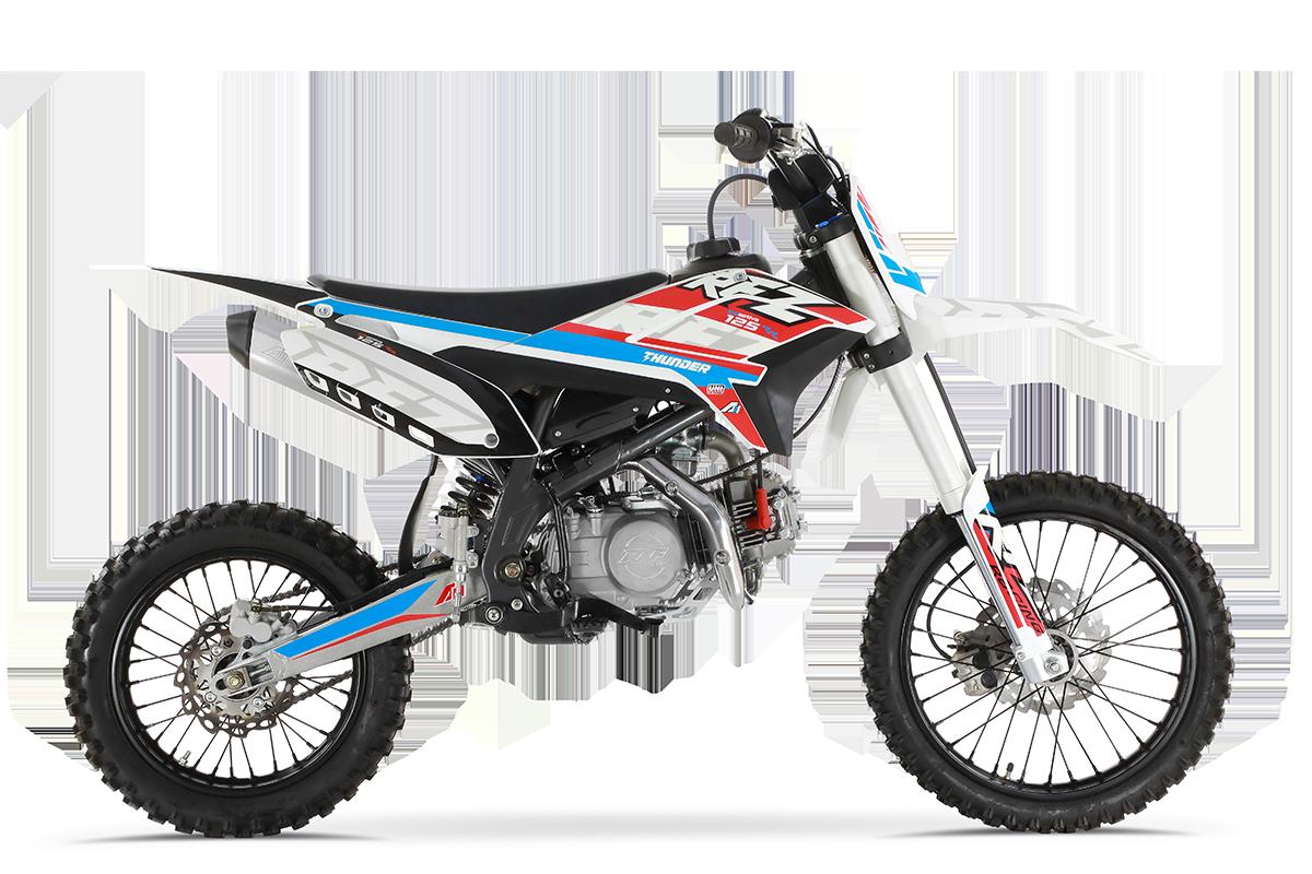 125cc putfiets om die wildernis te verken en die uiterste ryervaring te kry